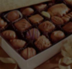 Molded Milk Chocolate